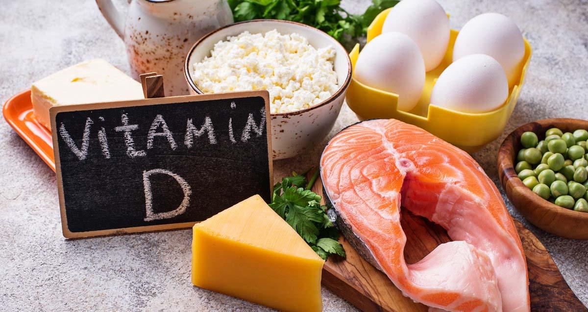 غذاهای-ویتامین-دی