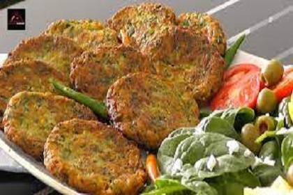 green cutlet